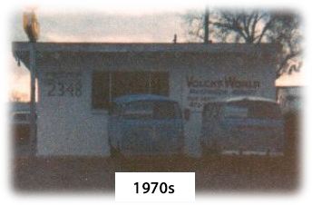 1970 automotive shop