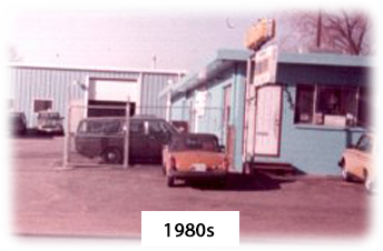 1980 automotive shop