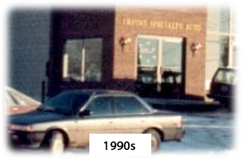 1990 automotive shop